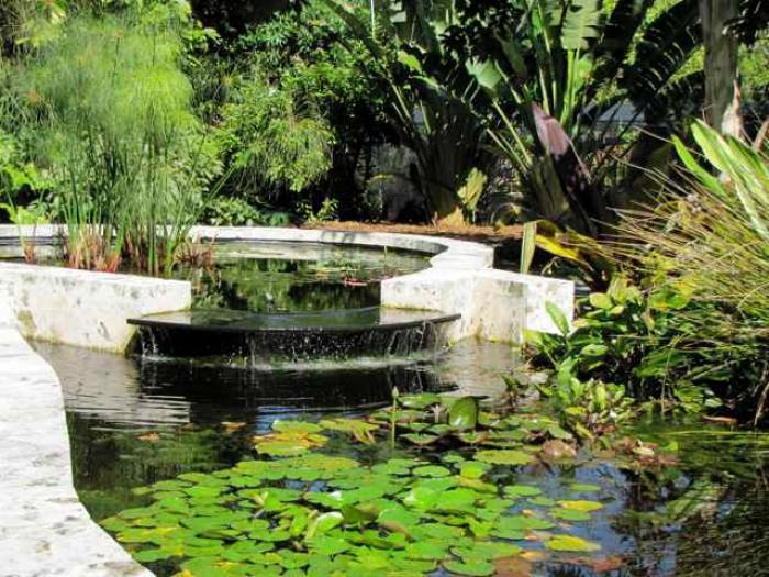 The Kampong (garden) Of The National Tropical Botanical Garden