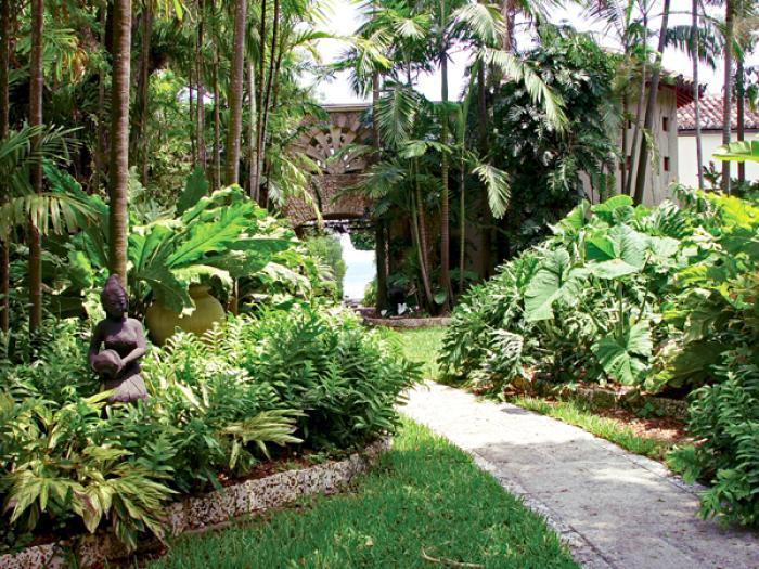 The Kampong (garden) Of The National Tropical Botanical Garden | Coconut  Grove, FL
